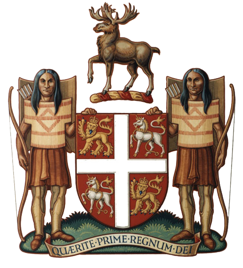 Newfoundland and Labrador Coat of Arms